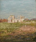 Erechtheum Frederic Edwin Church.jpg