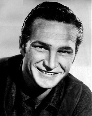 Rawhide (TV series) - Eric Fleming as Gil Favor