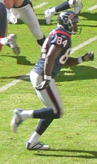 Eric Moulds - Moulds with the Texans in 2006