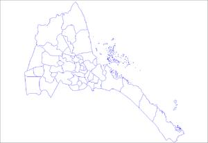 Subregions of Eritrea - Subregions of Eritrea.