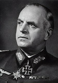 Ernst Busch (field marshal) German field marshal