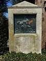 Ernst Hodel (junior) (1881–1955) Kunstmaler,Grab auf dem Friedhof Friedental, Stadt Luzern.jpg