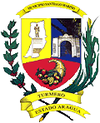 Official seal of Santiago Mariño Municipality