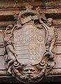 Escut del palau dels marquesos de Montortal, València.JPG