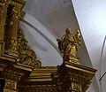 Estàtua de sant Francesc Xavier, altar de la capella de sant Pau, institut Lluís Vives de València.JPG