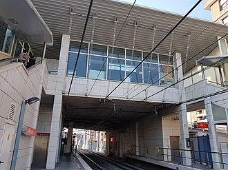 Bidezabal (Metro Bilbao) - Image: Estación de Bidezabal