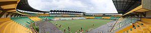 Estadio Aliardo Soria Pérez - Image: Estadio Aliardo Soria, Pucallpa (16306671819)