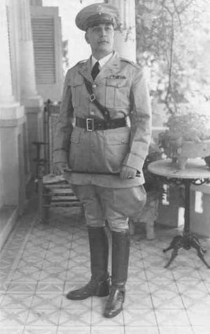 Puerto Ricans in World War II - MG Luis R. Esteves