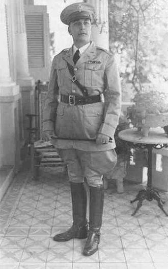 Puerto Ricans in World War II - MG Luis R. Esteves