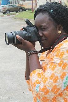 Photographe wikip dia for Statut photographe