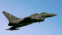 BAe built Eurofighter development aircraft