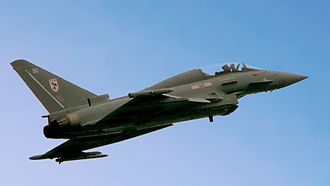 British Aerospace - A BAe built Eurofighter development aircraft