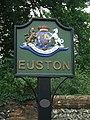 Euston Village Sign - geograph.org.uk - 949799.jpg