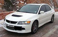 Mitsubishi Lancer Evolution thumbnail