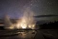 Excelsior Geyser at night, Yellowstone.JPG