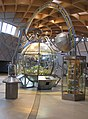 Exhibit inside The Core - Eden Project - geograph.org.uk - 784525.jpg