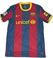 FC Barcelona Trikot 2010-11.jpg