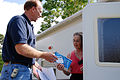 FEMA - 37412 - FEMA gives away NOAA Weather radios in Mississippi.jpg