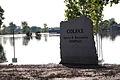 FEMA - 45009 - Water level marks on a stone marker in Iowa.jpg