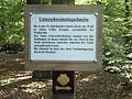 FFM Stadtwald Grenzschneise Schild Unterschweinstiegschneise.jpg