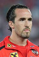 FIFA WC-qualification 2014 - Austria vs. Germany 2012-09-11 - Christian Fuchs 07