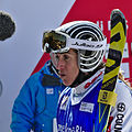 FIS Ski Cross World Cup 2015 Finals - Megève - 20150314 - Ophélie David 3.jpg