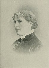Frances Laughton Mace FRANCES LAUGHTON MACE A woman of the century (page 493 crop).jpg