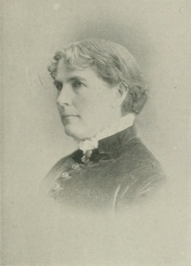 FRANCES LAUGHTON MACE A woman of the century (page 493 crop)