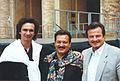 Fabio Armiliato, Salvatore Fisichella e Pietro Ballo 1999.jpg