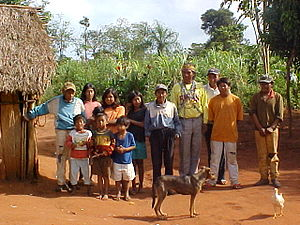 Indigenous people latin america that interrupt