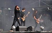 Farsot at Party.San Metal Open Air 2013 09.jpg