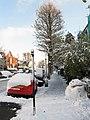 Fat Snowman, Wilbury Avenue - geograph.org.uk - 1628235.jpg