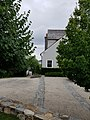 Feake Ferris House in Greenwich CT Connecticut USA new addition.jpg
