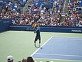 Federer on Armstrong (shots and serves) (12) (7856707860).jpg