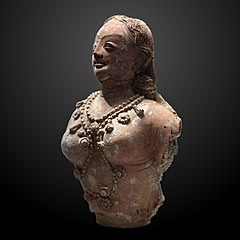Female bust-MG 21210