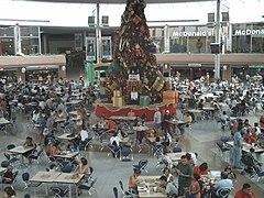 Feria de Comida del centro comercial Sambil en Margarita, Nueva Esparta