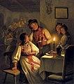 Feuermüller In einer Dachauer Wirtsstube 1855.jpg