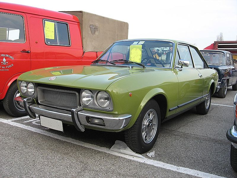 File fiat 124 sport coup mk3 front view jpg wikimedia commons - Fiat 124 coupe sport fiche technique ...