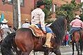 Fiestas Patrias Parade, South Park, Seattle, 2015 - 294 - the horses (21407368969).jpg