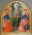 Filippo lippi, san lorenzo in trono tra santi e committenti (pala alessandri), 1440-50 ca. 01.JPG