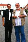 Filmfest-Leiter Ronny Lessmann und Regisseur Hans Kratzert.jpg