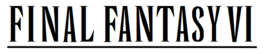 Final Fantasy VI wordmark.png