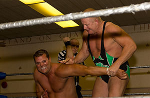 Dave Finlay - Finlay versus Harry Smith in November 2011