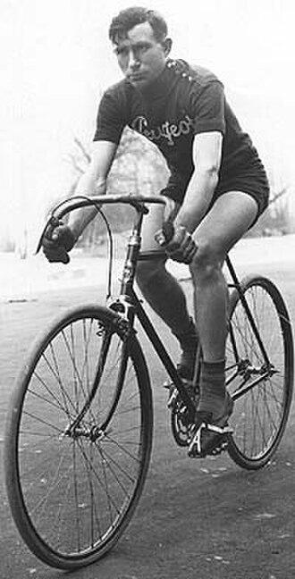 1919 Tour de France - Image: Firmin Lambot