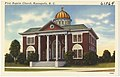 First Baptist Church, Kannapolis, N. C. (5812037494).jpg