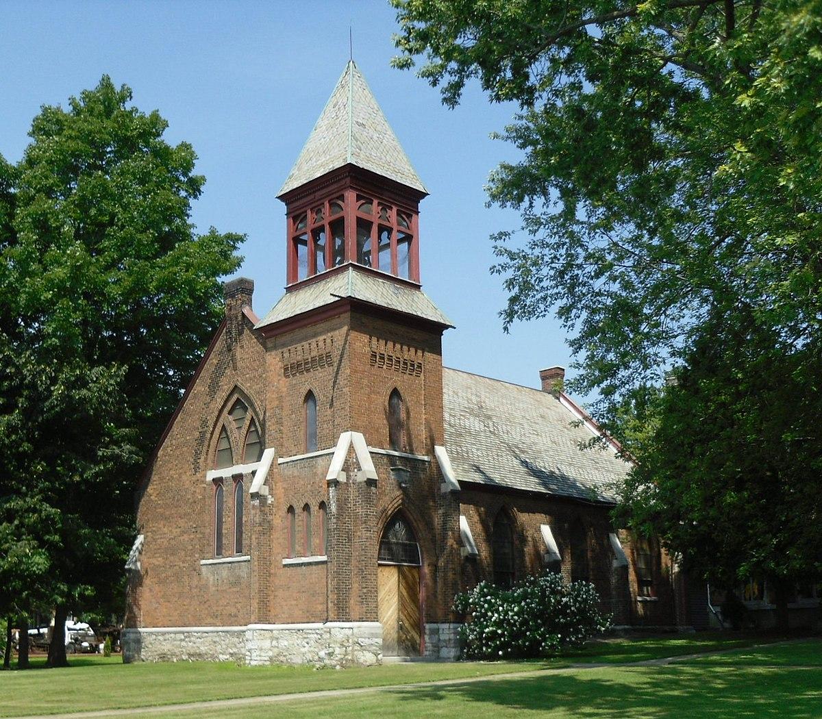 First Methodist Episcopal Church Of St Johnsville Wikipedia