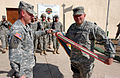 First OIF 05-07 Battle Streamer Awarded to STB, 1st BCT DVIDS31383.jpg