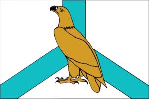 Dalnerechensk - Flag