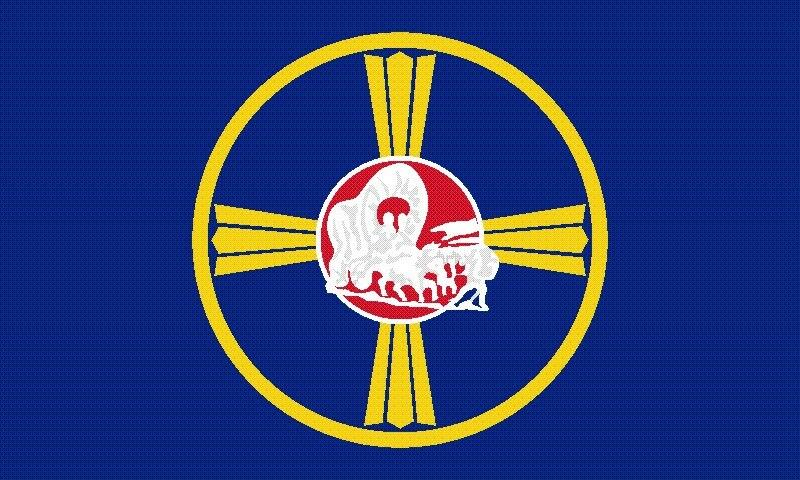 Flag of Omaha, Nebraska
