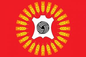 Rasskazovo - Image: Flag of Rasskazovo (Tambov oblast)